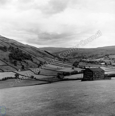 Swaledale near Thwaite